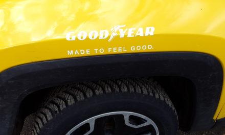 Jeep Academy avec Goodyear
