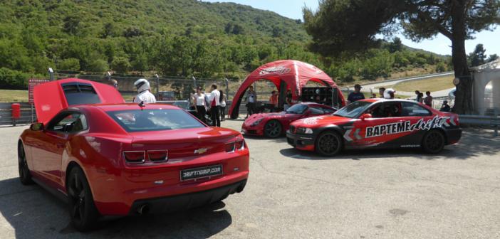 Une journée avec Drift'n'Grip sur le circuit du Grand Sambuc à Aix-en-Provence