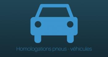 Homologations pneus