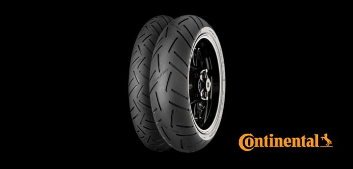 Nouveau pneu Continental pour les sportives et hyper-sportives : le ContiSportAttack 3