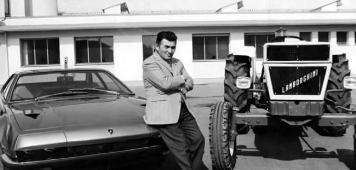 Top 10 des choses que vous ne saviez pas à propos de Lamborghini