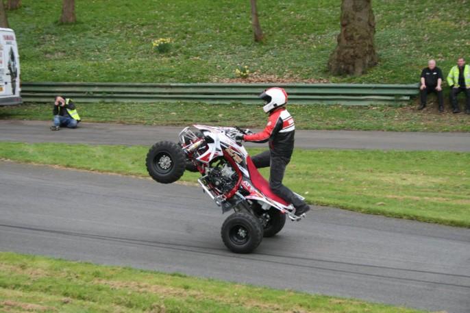 Dave Coates Stunt Show