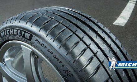 Le dernier né de chez Michelin : Le Pilot Sport 4 !