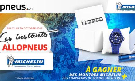 Edito 119 : Jeu Michelin sur Facebook