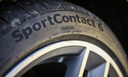 Continental SportContact 6 : notre essai