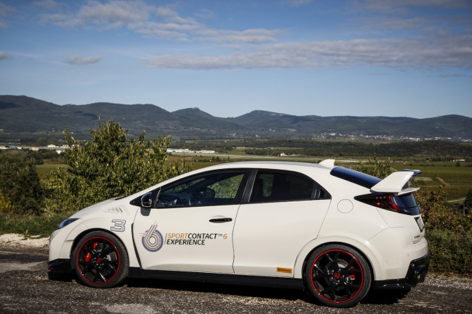 Continental Honda Civic Type R