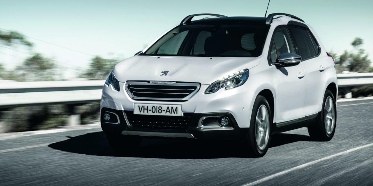 Quels pneus choisir pour ma Peugeot 2008 ?