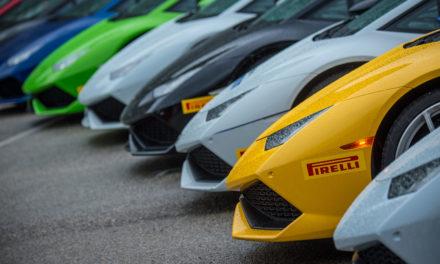 Lamborghini Experience, avec Pirelli et Allopneus bien sûr [Vidéo]