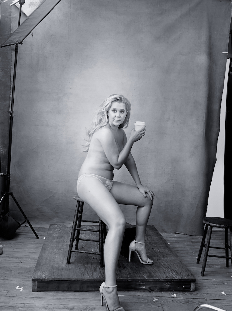 Pirelli Calendar 2016 - December - AMY SCHUMER - copie