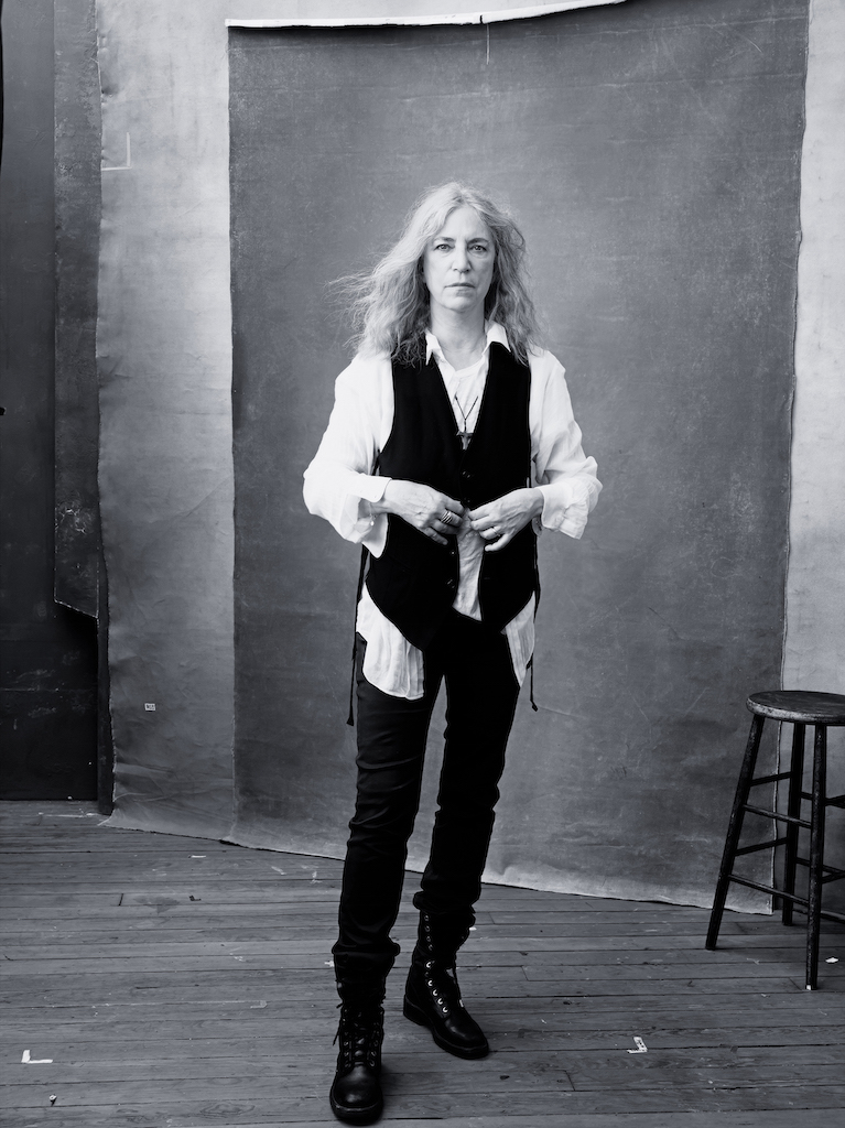 Pirelli Calendar 2016 - November - PATTI SMITH - copie