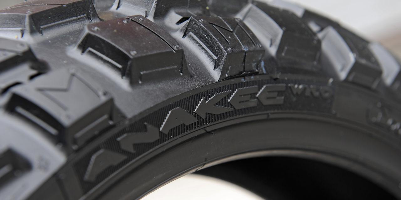 Nouveauté pneu moto trail : MICHELIN Anakee Wild