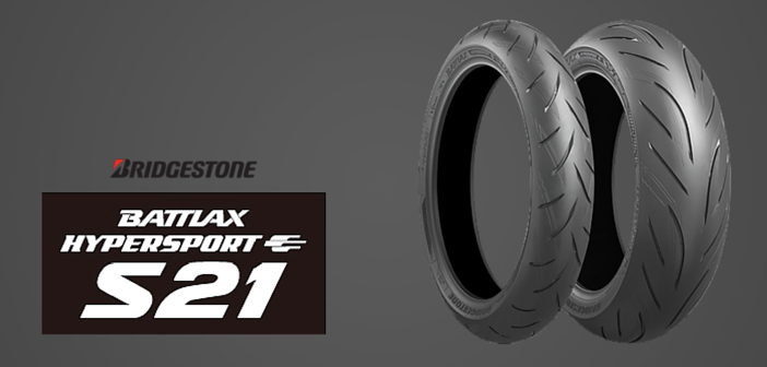 Moto : Bridgestone sort le S21, successeur du S20EVO