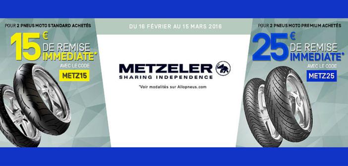 Edito #125 : amis motard, c'est le moment de se mettre à Metzeler !