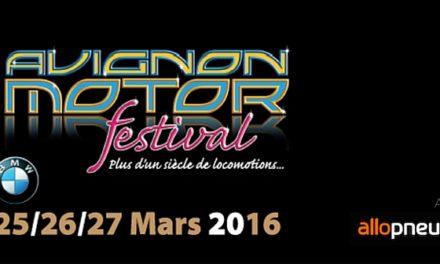 Edito #127 : Allopneus.com partenaire du Avignon Motor Show 2016