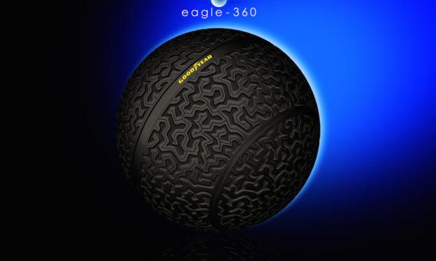 Goodyear dévoile 2 pneus conçus pour les voitures autonomes