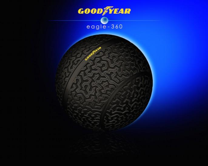 Goodyear Eagle 360