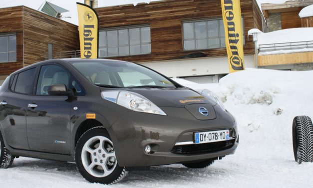 Évènement Continental : essai du nouveau TS 860 + idées reçues sur le pneu hiver en général