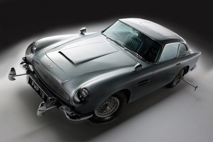 2 - DB5 Goldfinger