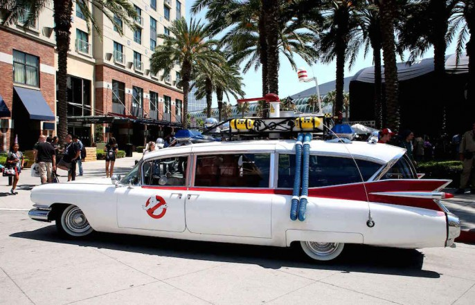 3 - Cadillac Ghostbuster