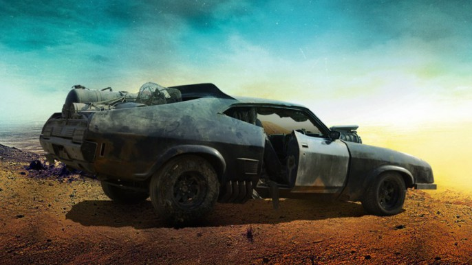 6 - Mad max Ford XB Falcon Coupe GT 351