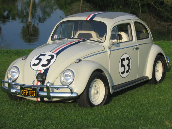 9 - Herbie_car Coccinelle