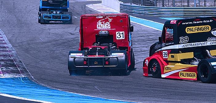 [À gagner] Le Grand-Prix Camions du Castellet les 14 et 15 mai 2016 en VIP Premium Weekend pour 2 personnes