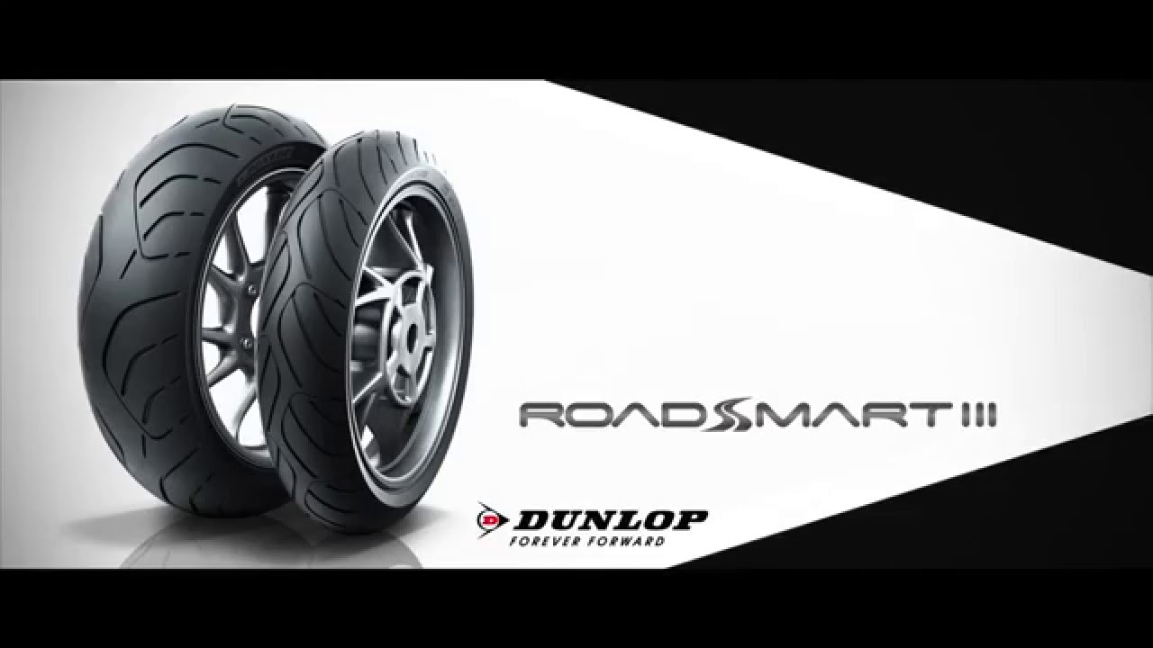 nouveaut pneu moto 2016 dunlop sportmax roadsmart iii chewing gomme. Black Bedroom Furniture Sets. Home Design Ideas