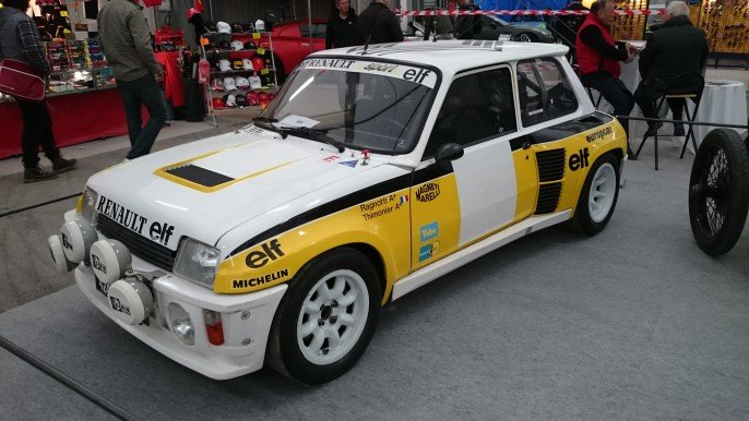 photo 2 R5 Turbo Corse