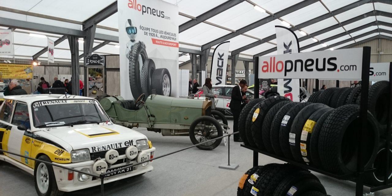 Allopneus.com partenaire et exposant au Avignon Motor Festival 2016
