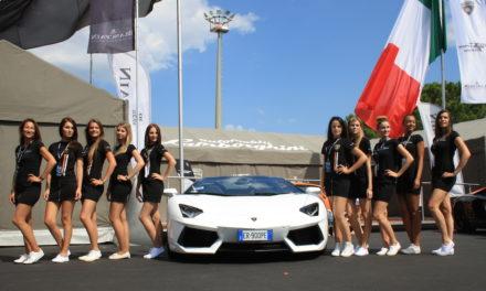 2 pass VIP à gagner pour le Lamborghini Blancpain SuperTrofeo avec Pirelli