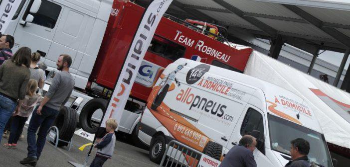 Allopneus.com, sponsor du team Robineau !