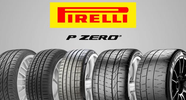 Pirelli : mieux comprendre la famille P Zero