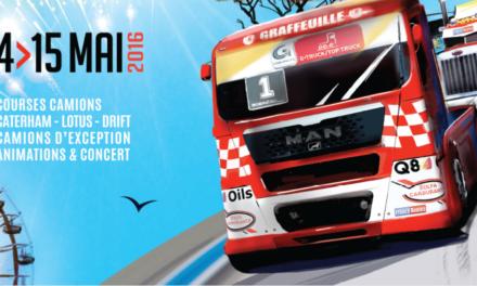 Grand Prix Camions du Castellet 2016 : nos images
