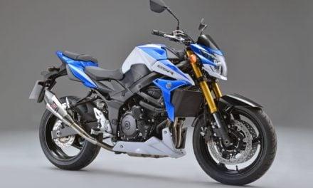 Quels pneus choisir pour la Suzuki GSR750 ?