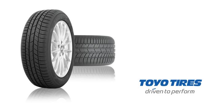 Nouveau pneu hiver chez Toyo : le Snowprox 954
