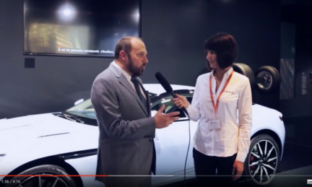 Mondial de l'Auto 2016 : avec Bridgestone
