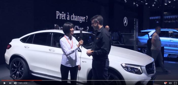 Mondial de l'Auto 2016 : avec Continental