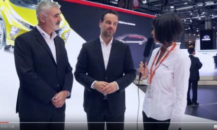 Mondial de l'Auto 2016 : avec Falken