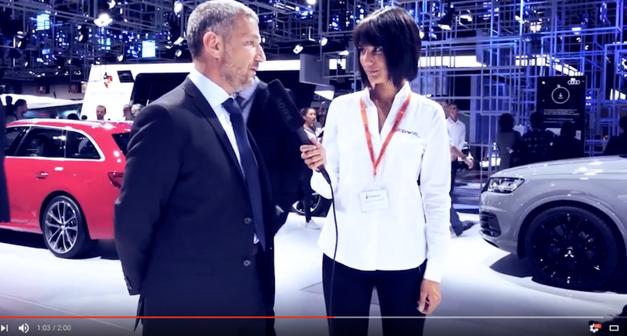 Mondial de l'Auto 2016 : avec Hankook