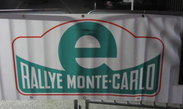 Allopneus au e-Rallye Monte-Carlo