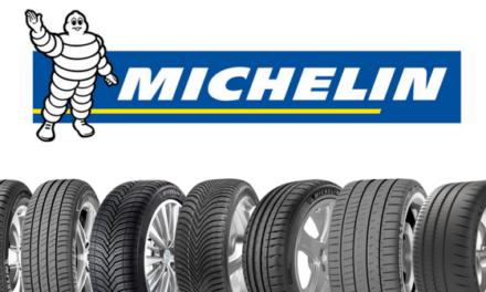 La gamme de Michelin pour sa voiture