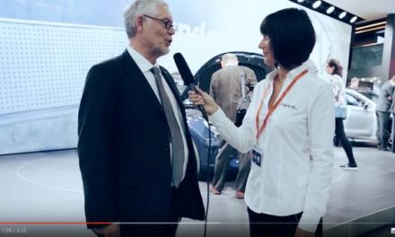 Mondial de l'Auto 2016 : avec Kumho