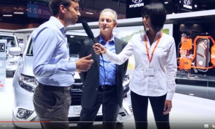 Mondial de l'Auto 2016 : avec Toyo Tires