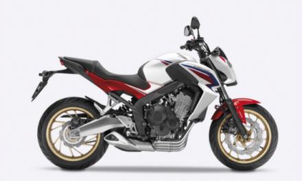 Quels pneus choisir pour une Honda CB 650 F ?