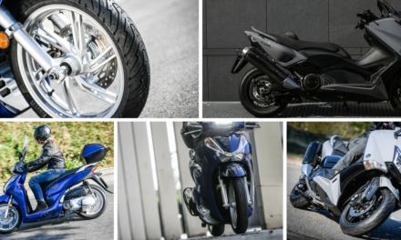 Pirelli scooter : les nouveautés 2017