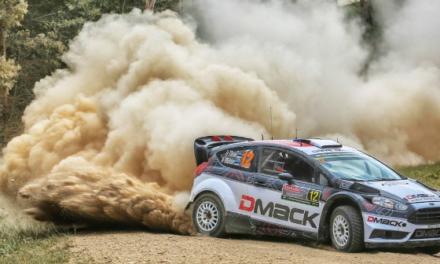 WRC : Les plus belles images de DMACK