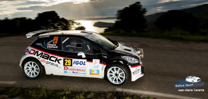 Rallye du Var 2016 avec DMACK