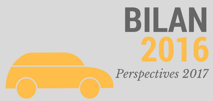 Auto : 2016, les chiffres – 2017,  ce qui va changer