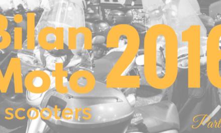 Les tops et les flops 2016 chez les 2 et 3 roues d'au moins 125cc (Partie 2)