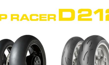 Du nouveau en pneus compétition chez Dunlop moto
